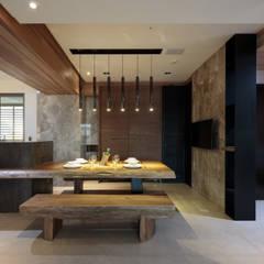 木石交錯 渲染大宅非凡氣度 根據 千綵胤空間設計 現代風