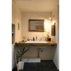 RIVA海老園 TYPE-C: SWITCH&Co.が手掛けた浴室です。