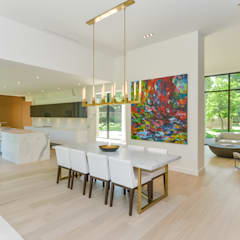 Rockcliffe Park: modern Dining room by Flynn Architect
