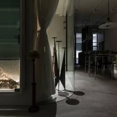 Indoor Green Room:  健身房 by 鄭士傑室內設計