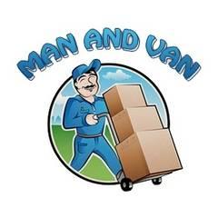 Man and Van:  Office buildings by Man and Van