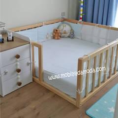 ห้องนอนเด็ก โดย MOBİLYADA MODA ,