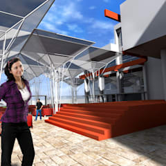 : Anexos de estilo  por Paz Ingenieros & Arquitectos,
