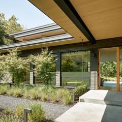 من Feldman Architecture حداثي خشب Wood effect