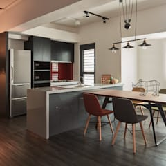 Kitchen by 合觀設計