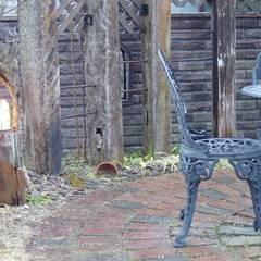 アンティークなラスティックスタイルのお庭 | エクステリア&ガーデンデザイン専門店 エクステリアモミの木: エクステリアモミの木 | エクステリア&ガーデンデザイン専門店が手掛けた庭です。