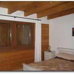 Schlafzimmer von Soluciones Ecologicas Vidanatural