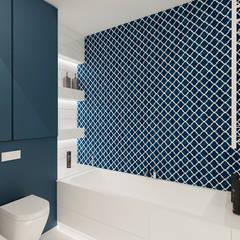 minimalistic Bathroom by Ale design Grzegorz Grzywacz