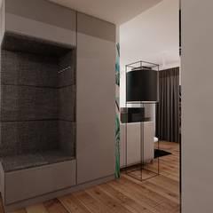 Corridor, hallway by Ale design Grzegorz Grzywacz,
