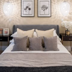 Bedroom by Jigsaw Interior Architecture , Eclectic