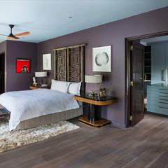 Hôtels originaux par W Cubed Interior Design Éclectique Cuivre / Bronze / Laiton