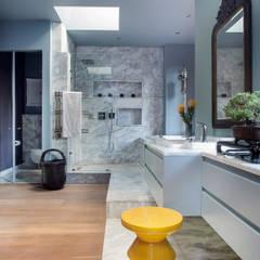 Hôtels originaux par W Cubed Interior Design Éclectique