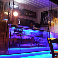 Bars & clubs by Casa Container Marilia - Arquitetura em Container