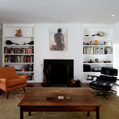 Lansbury Residence:  Study/office by SA-DA Architecture