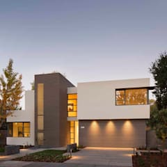 Houses by Feldman Architecture,