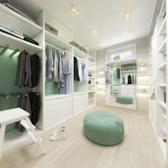 Dressing room by decoroom