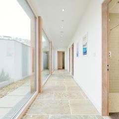 Treasure House, Polzeath | Cornwall:  Corridor & hallway by Perfect Stays