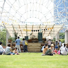 Lugares para eventos de estilo  por ミドリカフェ