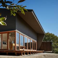 بالکن،ایوان وتراس by toki Architect design office