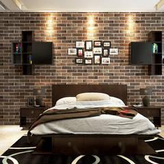Bedroom Design 2:  Bedroom by Yagotimber.com,