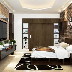 Bedroom Design 4:  Bedroom by Yagotimber.com,