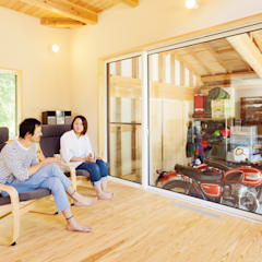 غرفة الميديا تنفيذ 株式会社 建築工房零