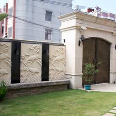 حديقة تنفيذ 傑德空間設計有限公司