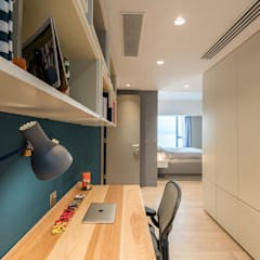 :  Study/office by arctitudesign