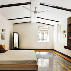 :  Bedroom by Dhruva Samal & Associates