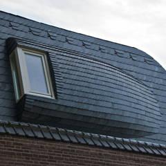 detail erker:  Ramen door HSH architecten