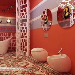 Концепт шоу - рума для Laufen: Выставочные центры в . Автор – Design by Ladurko Olga,