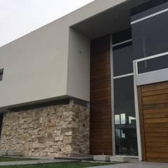 บ้านและที่อยู่อาศัย โดย costa & valenzuela, โมเดิร์น