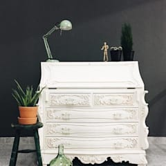 Rafaela Fraga Brás Design de Interiores & Homestyling HouseholdPet accessories Wood White
