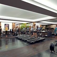 The Stage:  Gym by Glass Canvas