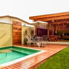 Bianca Ferreira Arquitetura e Interiores:  tarz Spa