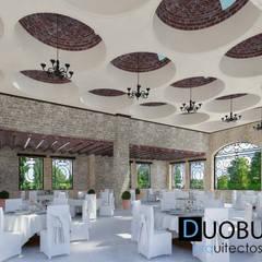 DUOBUS M + L arquitectosが手掛けたテラス・ベランダ
