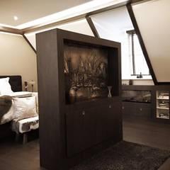 :  Slaapkamer door Sooph Interieurarchitectuur