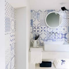 Bathroom by Studio Perini Architetture