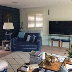 Mixed Photos:  Living room by Plantation Shutters Ltd
