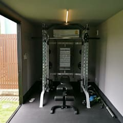 modern Gym by ออบหลวงคอนเทนเนอร์