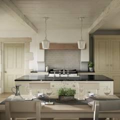 Laura Ashley Range: country Kitchen by Hehku