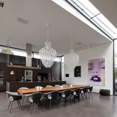 Kochen und Essen für viele Gäste:  Esszimmer von Lioba Schneider