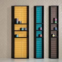 Dê cor a sua inspiração com COLOR MARKET Portobello Shop: Escritórios  por Portobello Shop Bauru