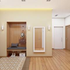 : Ванные комнаты в . Автор – Polygon arch&des,