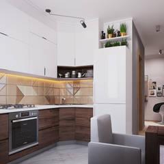 آشپزخانه by Polygon arch&des