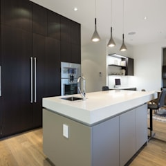 VANCOUVER  - NEW CONSTRUCTION:  Kitchen by Alice D'Andrea Design