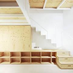 Carpinteria de aluminio: Ventanas de estilo  de Reformas Integrales Grupo Construmas