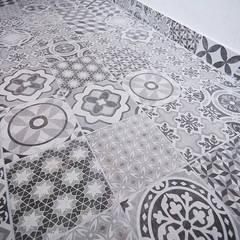 산본 개나리A 25PY PROJECT: 제이앤예림design의  베란다