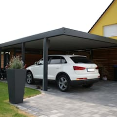 Garage/shed by homify