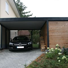 Garage/shed by Stahlzart®